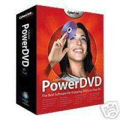 CyberLink PowerDVD Deluxe v8 0 1531 Full Version + Keygen in Applications W